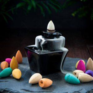 Kominek zapachowy fontanna